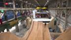 Video «Grösste Multisporthalle Europas in Winterthur» abspielen