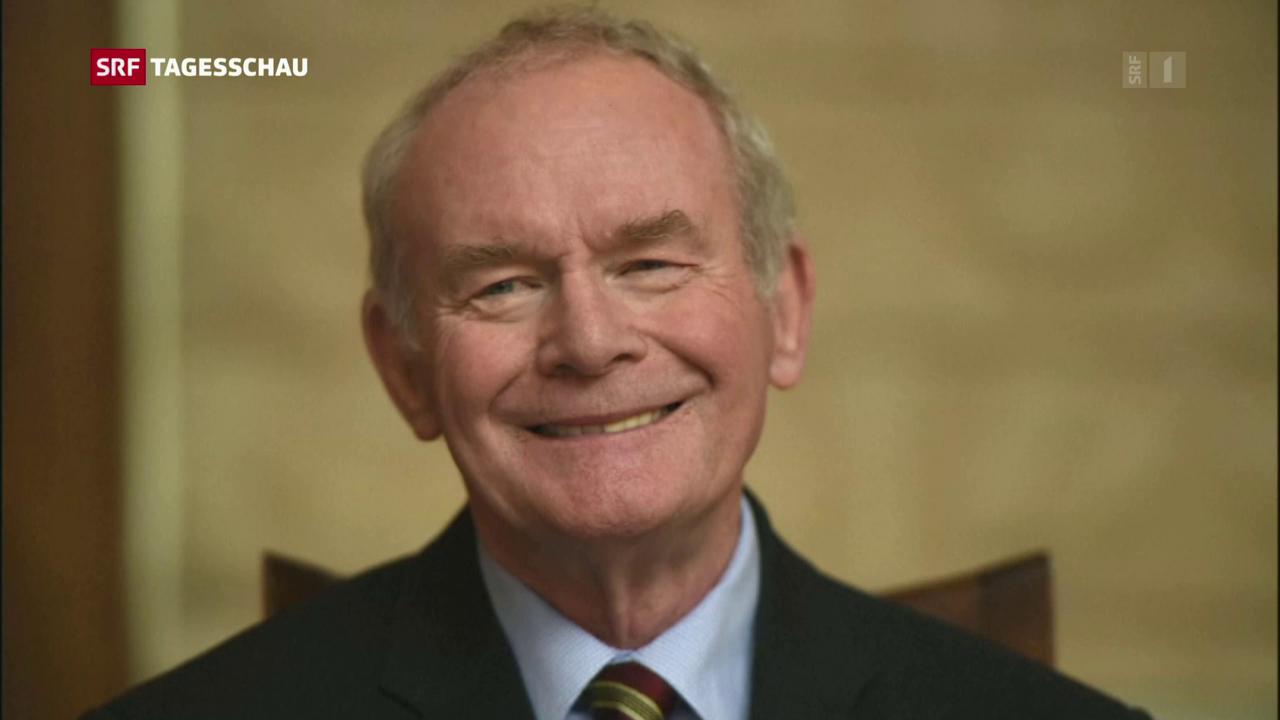 Martin McGuinness gestorben