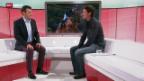 Video «Gespräch mit Studiogast Steve Guerdat - Teil II» abspielen