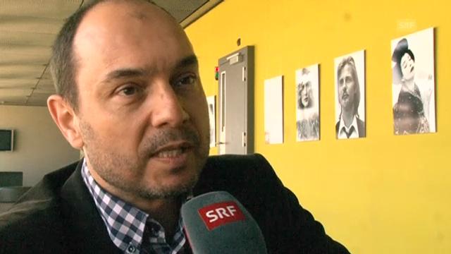 Interview mit «Tagesschau»- Redaktionsleiter Urs Leuthard