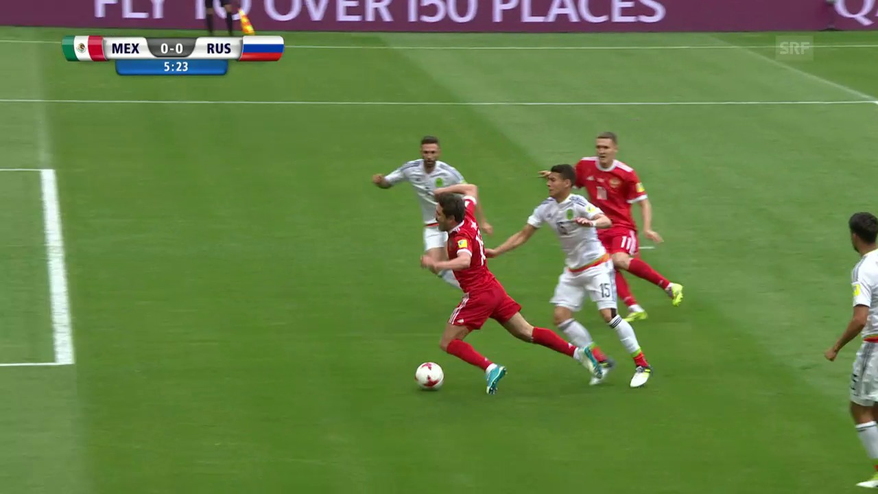 Penalty oder nicht? Schirkow fällt im Strafraum