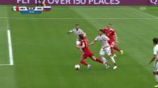 Video «Penalty oder nicht? Schirkow fällt im Strafraum» abspielen