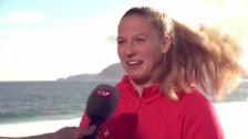 Video «Moser über Büchler: «Sie hat die Erfahrung, die mir noch abgeht»» abspielen