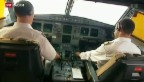 Video «FOKUS: Im Cockpit der A320» abspielen