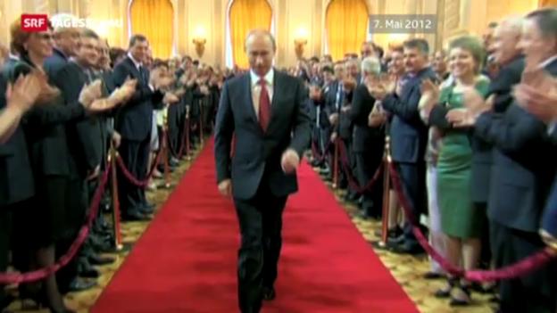 Video «Neuer Seitenhieb aus Moskau» abspielen