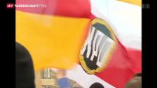 Video «Verfahren zum NPD-Verbot im Gang» abspielen