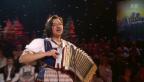 Video «Zuhause bei Jodlerin Madlene Husistein» abspielen