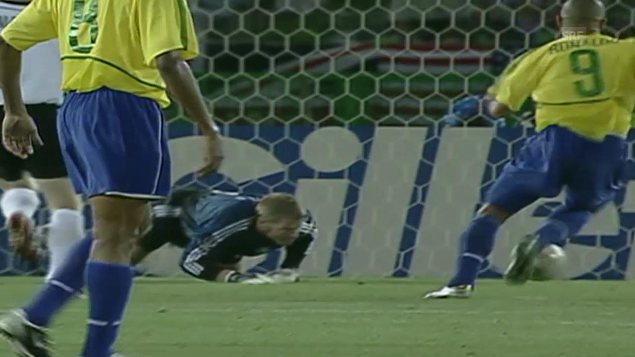 WM-Final 2002 Deutschland - Brasilien