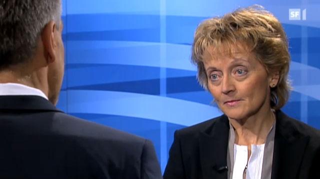 Stuhl: Eveline Widmer-Schlumpf