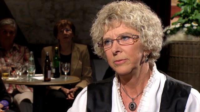 «Potzmusig» mit Marie-Theres von Gunten vom 18.05.2013