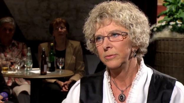 Video ««Potzmusig» mit Marie-Theres von Gunten vom 18.05.2013» abspielen