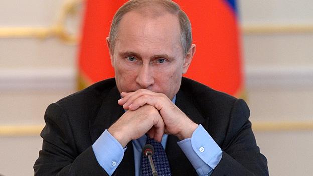 «Putin denkt nicht pragmatisch, er ist Ideen und Ängsten ideologiegetrieben»