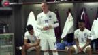 Video «Fussball: Rückblick auf die EURO-Quali von Dienstag» abspielen