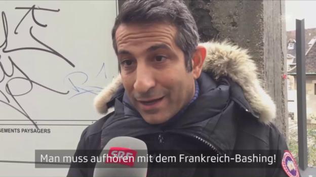 Video ««Franzose sein heisst...»» abspielen