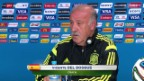 Video «Vorschau auf das Spiel Spanien - Australien» abspielen