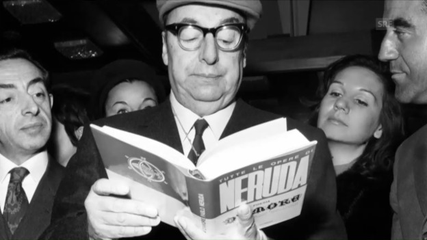 Video «Im Kino: «Neruda»» abspielen