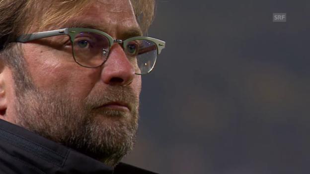 Video «Fussball: Jürgen Klopp verlässt Dortmund» abspielen