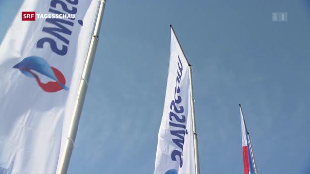 Video «Soll die Swisscom privatisiert werden?» abspielen