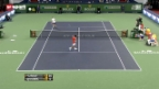 Video «Tennis: ATP-1000-Turnier in Schangai» abspielen