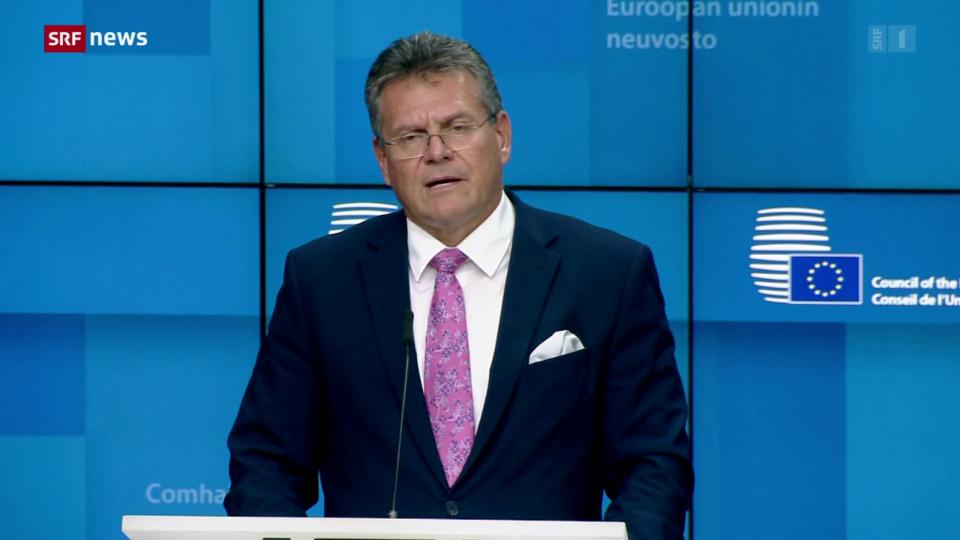 Kohäsionsmilliarde – neue Töne aus der EU