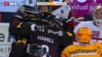 Video «Eishockey: NLA, Freiburg - Lausanne» abspielen