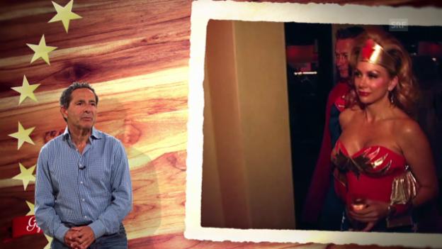 Video «Webvorschau: Wahlschweizerin Shawne Fielding» abspielen