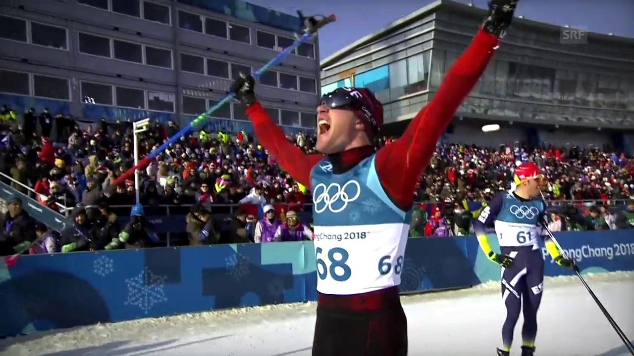 Rekord eingestellt: 15 Mal Freude über eine Schweizer Medaille