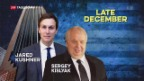 Video «Trump unter Druck wegen Russland-Affäre» abspielen