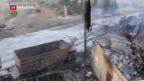 Video «Diplomatische Lösung in Syrien in weiter Ferne» abspielen
