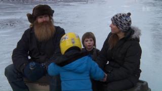 Video «Familie Schönbächler in Kanada» abspielen