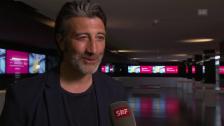 Video «Wie funktioniert die Zusammenarbeit zwischen Murat und Hakan Yakin?» abspielen
