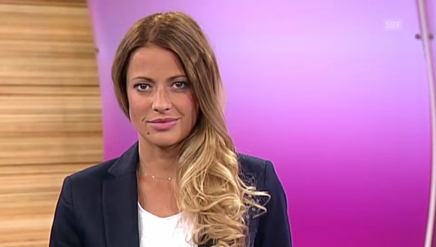 Video «Christa Rigozzis wird «g&g»-Gastmoderatorin» abspielen
