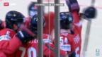 Video «Eishockey-WM: Schweiz - Kanada» abspielen