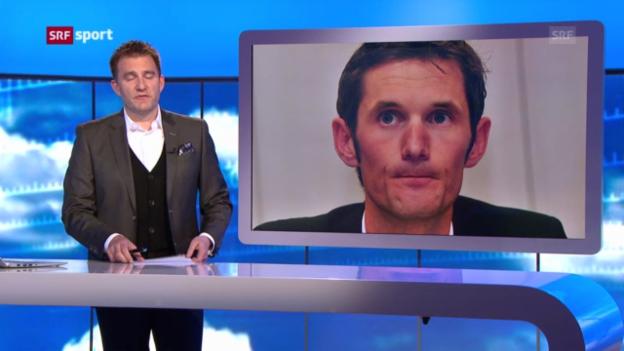 Video «Fränk Schleck für 1 Jahr gesperrt» abspielen