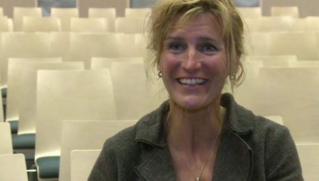 Video «Evelyne Binsack: Überlebenswille» abspielen