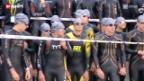 Video «Triathlon: Ironman Zürich» abspielen