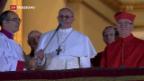 Video «Fünf Jahre Papst Franziskus» abspielen