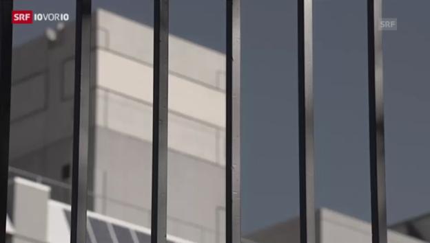 Video «Steht die Schweizer NSA-Zentrale in Genf?» abspielen