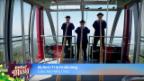Video «Alphorn Trio Drüüklang» abspielen