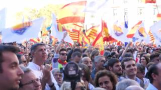 Video «Treiben Separatisten Katalonien in den Abgrund?» abspielen