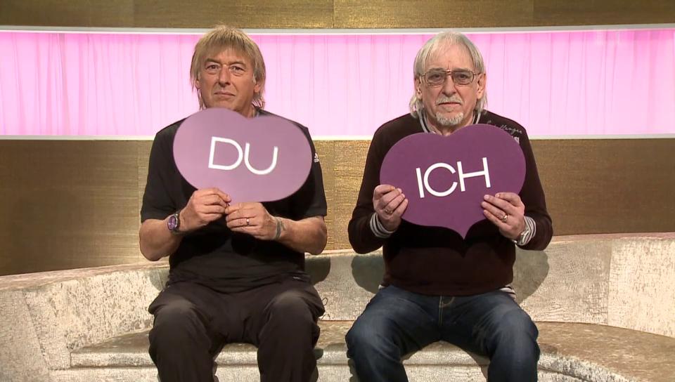 «Ich oder Du»: «Amigos» Bernd und Karl-Heinz Ulrich