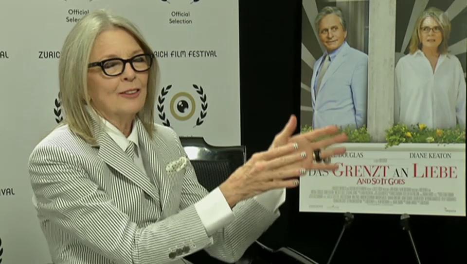 70 Jahre alt: Hollywood-Star Diane Keaton feiert Geburtstag