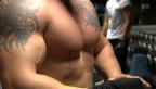 Video «Körperkult: Exzesse mit Anabolika» abspielen
