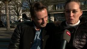 Video «Moderatorin Tanja Gutmann: Das erste Baby kommt» abspielen