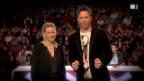 Video ««Die grössten Schweizer Talente» vom 29. Januar 2011.» abspielen