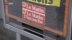 Video ««Le Matin»: Enttäuschung in der Westschweiz» abspielen
