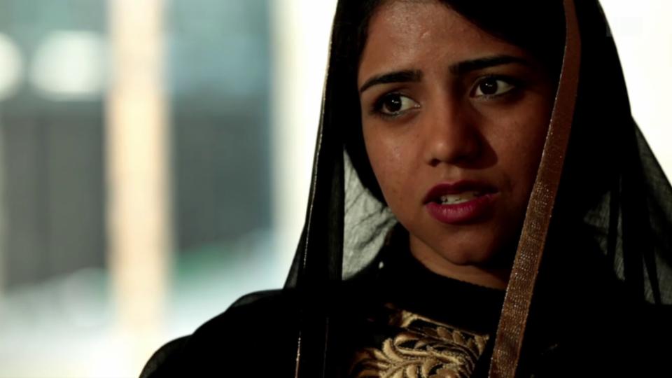 Gegen die Zwangsheirat: die Afghanin Sonita rappt sich frei