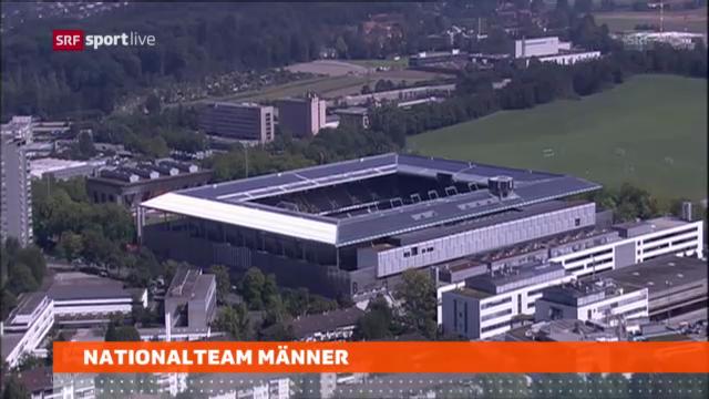 Nati spielt in Bern («sportlive»)