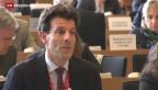 Video «Schweizer EU-Botschafter in Brüssel» abspielen