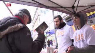 Video «Islamisten-Verbot in Deutschland» abspielen